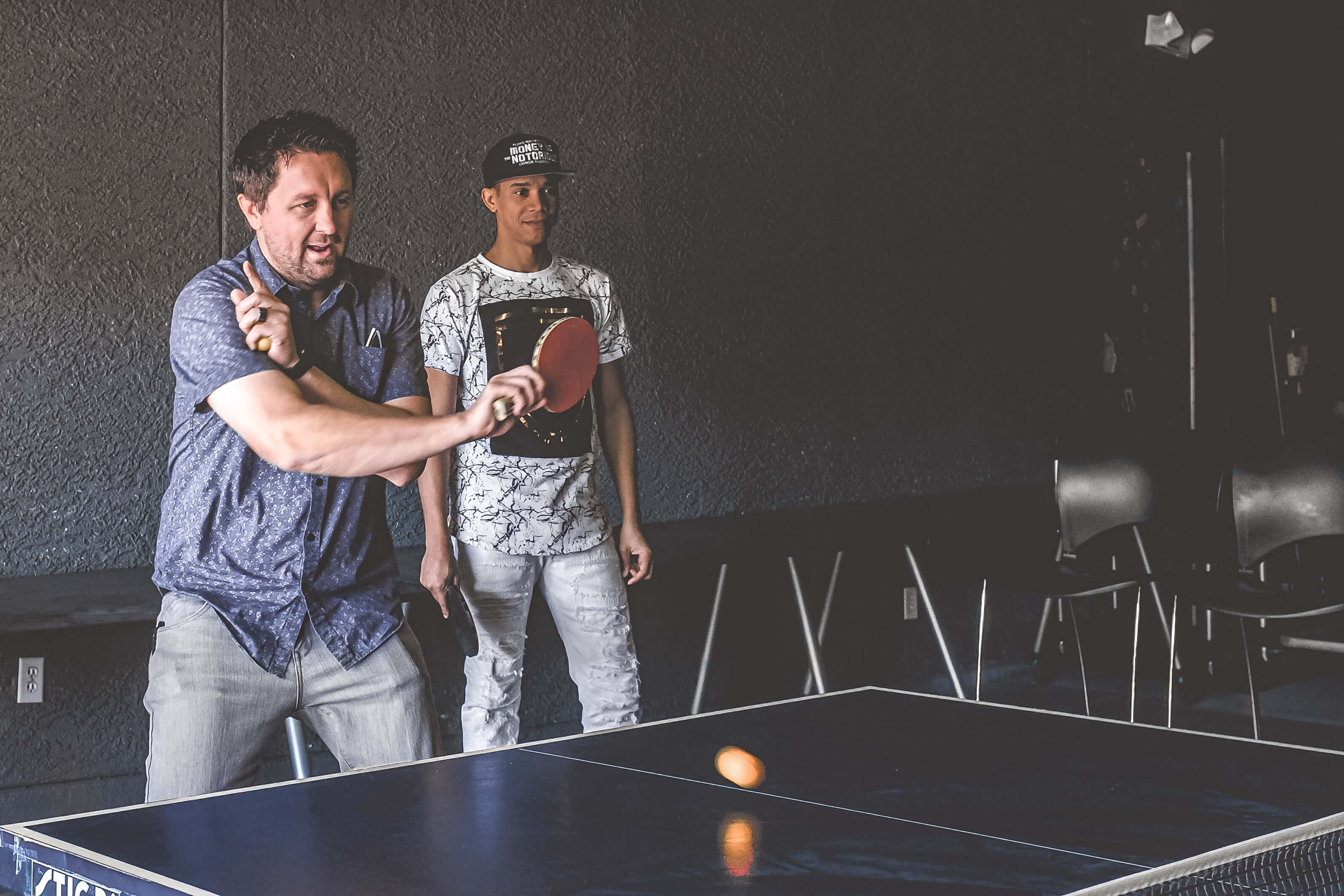 10 things to know about table tennis