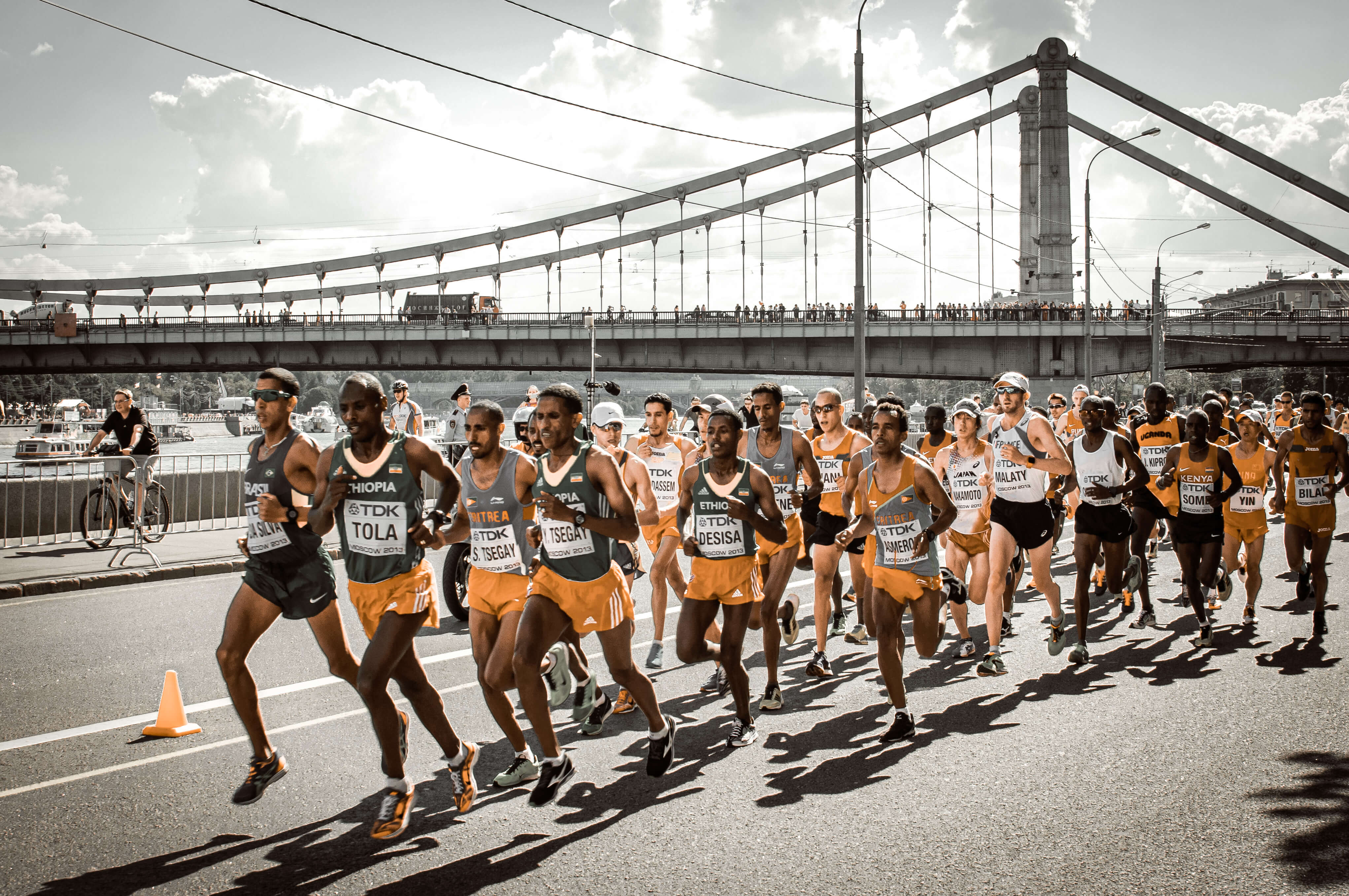 Beginner runners: Last-minute tips for your first marathon