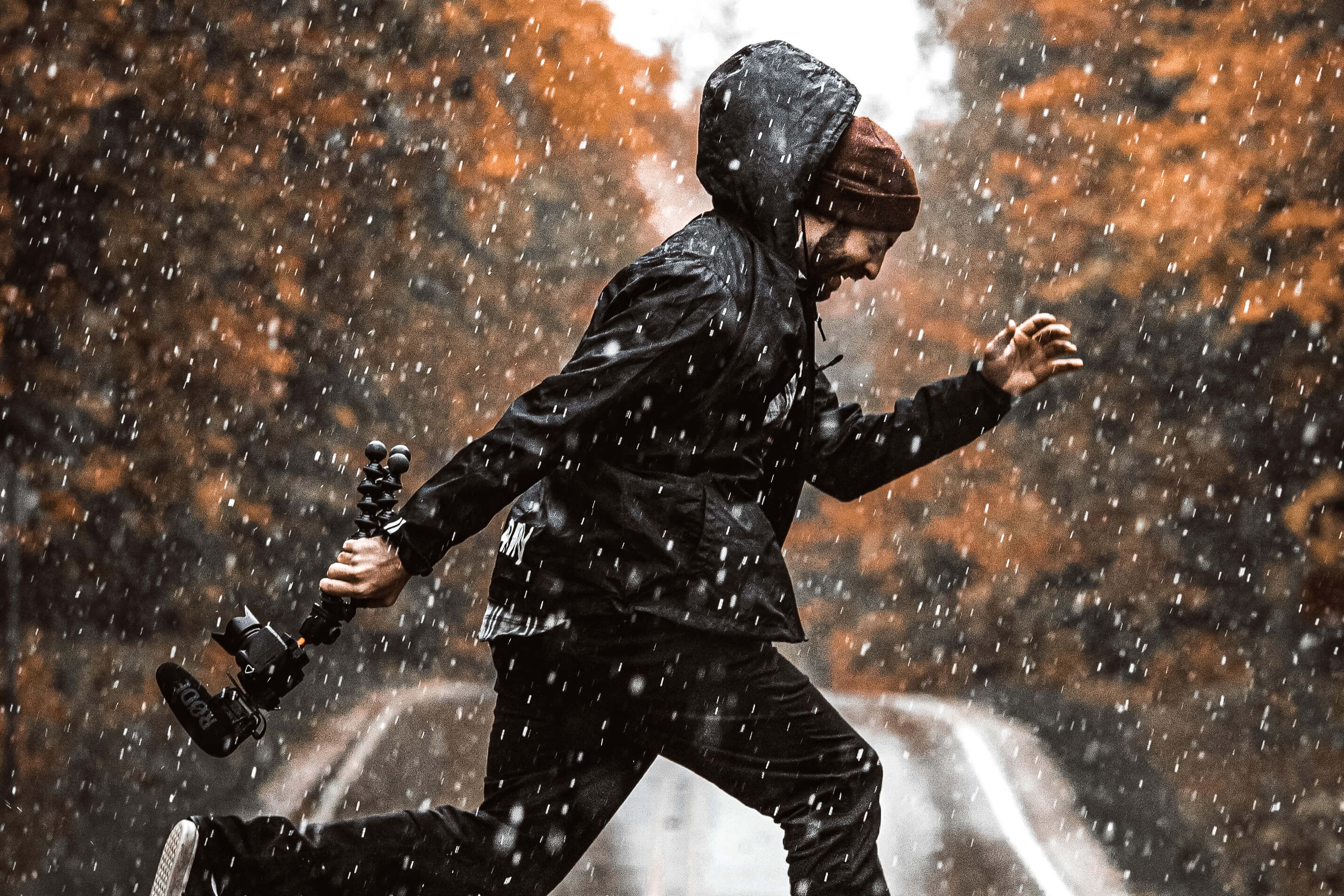 Workout tips: Make the most of exercise in the rain