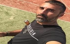Tennis with Haris Valaris