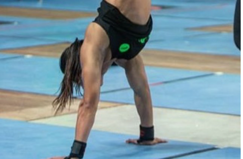 CrossFit with Andressa Paulino