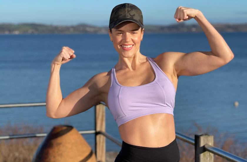 CrossFit with Maria del Rocio Gonzalez Dominguez