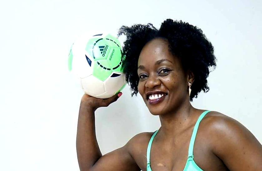 CrossFit with Nina Ochogo 1