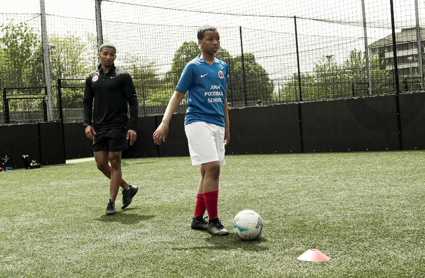 Football with Adnan Oligbo