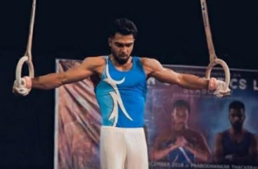 Gymnastics with Danish Shaikh