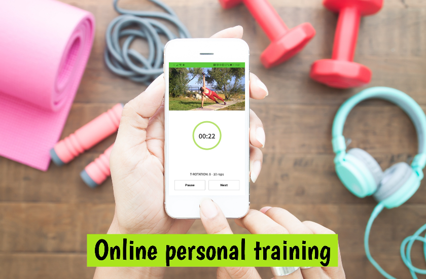 Personal Training with Anna Gora