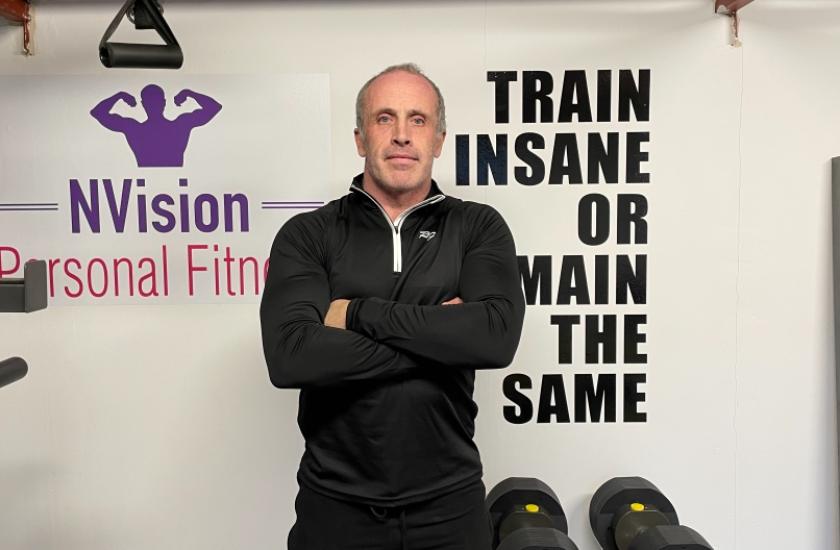 Personal Training with Michael Nesbitt