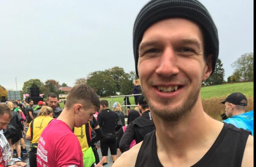 Running with Jonathan Norris