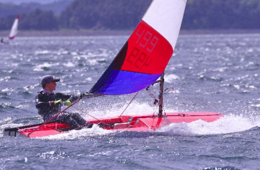 Sailing with Philip Crichton