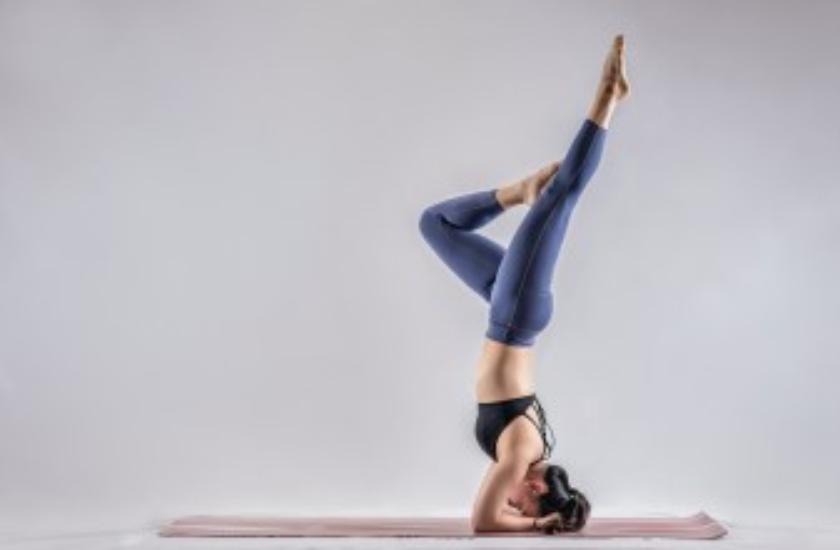 Yoga with Iris Chang 1